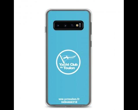 Coque Samsung Bleu YCT