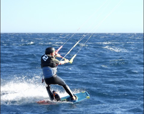 Liste d'attente Kite Surf...