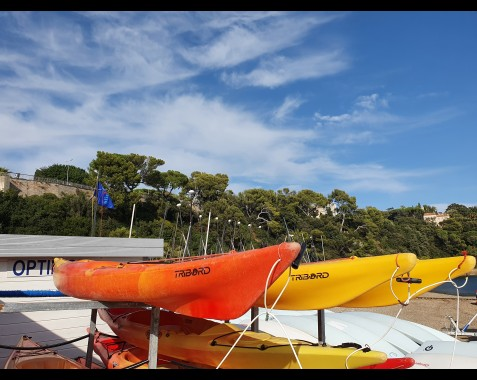 Kayak Simple Tribord