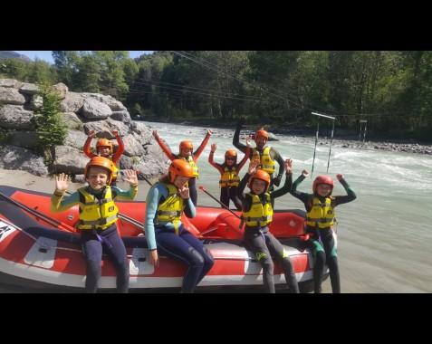 Séjour Kayak dans les...